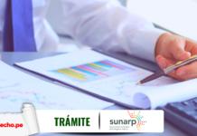 Sunarp tramite Empresa Individual de Responsabilidad Limitada con logo de LP