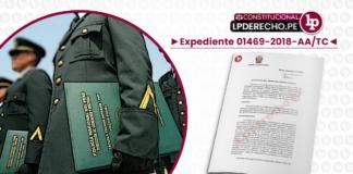 Expediente 01469-2018-AA con logo de LP