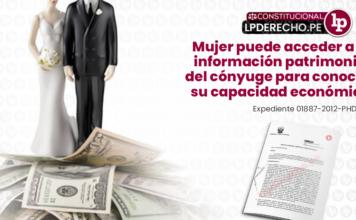 Mujer-conyuge-informcacion patrimonial-capacidad-economica-LP