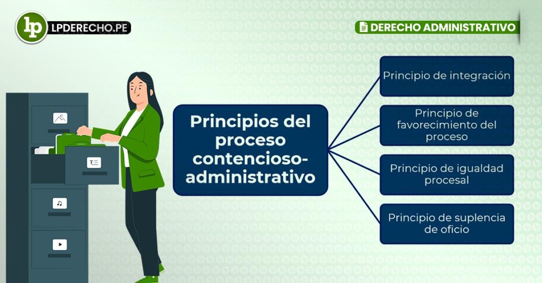 Principios del proceso contencioso-administrativo