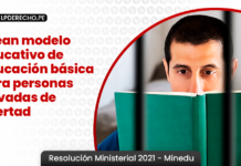 Resolucion Ministerial 2021 - Minedu - LP