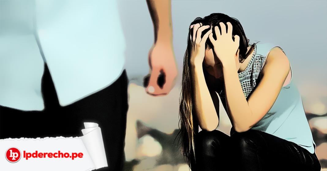 Violencia mujer - LP