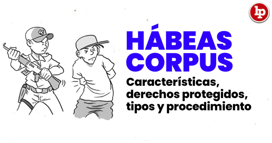 hábeas corpus -banner