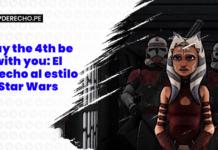 May the 4th be with you: El derecho al estilo Star Wars con logo de LP
