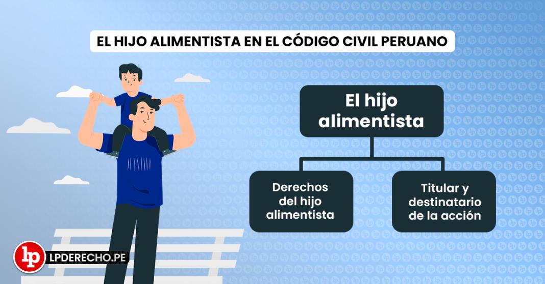 El hijo alimentista en el Código Civil peruano