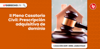 II pleno casatorio civil-prescripcion adquisitiva de dominio-LP