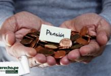 Jurisprudencia contencioso administrativo pensión por orfandad con logo de LP