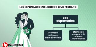 Los esponsales en el Código Civil peruano