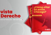 Revista LP Derecho | ¿Cómo citar correctamente en estilo Chicago?