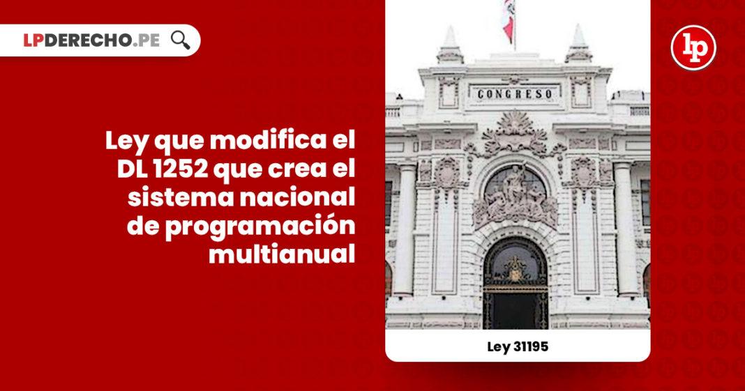 ley-31195-modifica-decreto-legislativo-1252-crea-sistema-nacional-programacion-multianual-LP