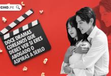 Dramas coreanos que debes ver si eres abogado con logo de LP