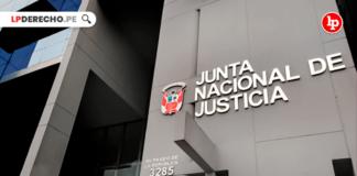 JNJ - Junta Nacional de Justicia - LP