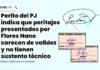 Perito indica que peritajes grafotécnicos presentados por Flores Nano carecen de validez y no tienen sustento técnico