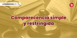 jurisprudencia-relevante-delitos-comparecencia-simple-restringida-LP
