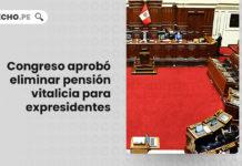 ley-elimina-pension-vitalicia-expresidentes-LPDERECHO
