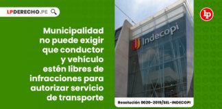 municipalidad-no-puede-exigir-conductor-vehiculo-esten-libres-infracciones-autorizar-servicio-transporte-LP