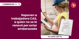 reponen-trabajadora-cas-despedida-embarazada-expediente-06569-2015-pa-tc-LP