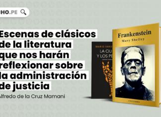 Escenas de clásicos de la literatura que nos harán reflexionar sobre la administración de justicia