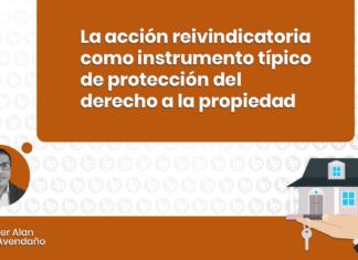 La acciónreivindicatoriacomo instrumento típicode proteccióndelderecho a lapropiedad con logo de LP