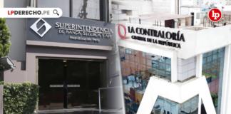 SBS y Contraloría con logo de LP