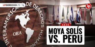 caso Moya Solís vs. Perú