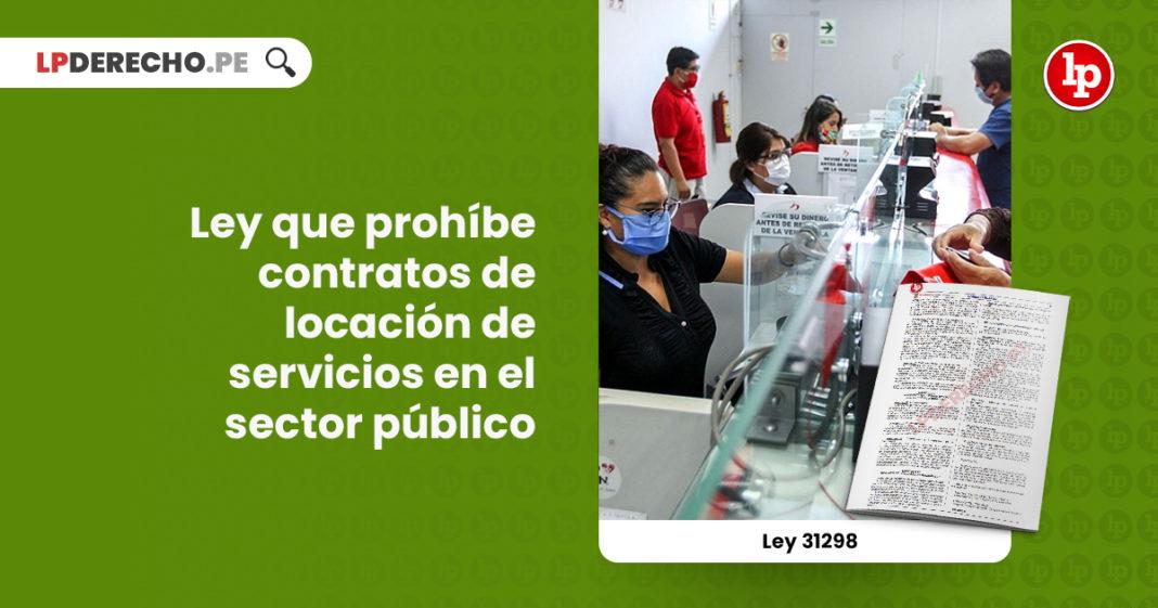 ley-prohibe-locacion-servicios-sector-publico-LPDERECHO
