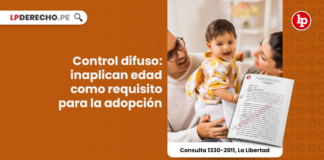 Control difuso: inaplican edad como requisito para la adopción