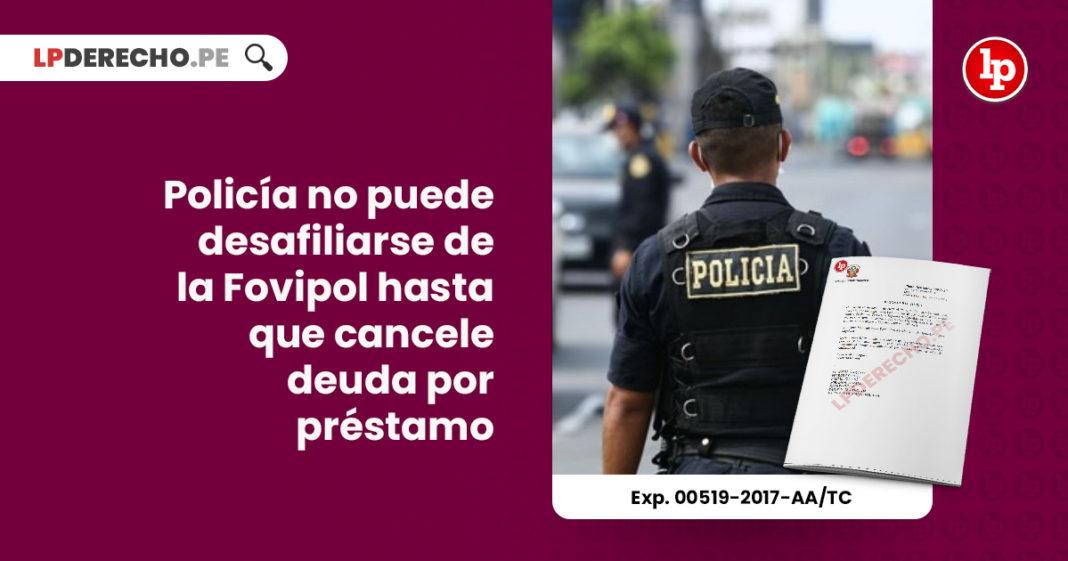 policia-deuda-fovipol-LP