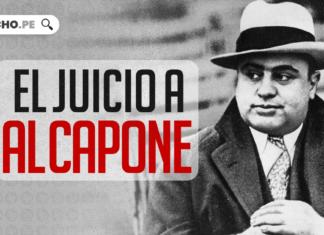 El juicio a Al Capone