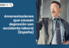 Amonestacion que causan depresion - LPDerecho