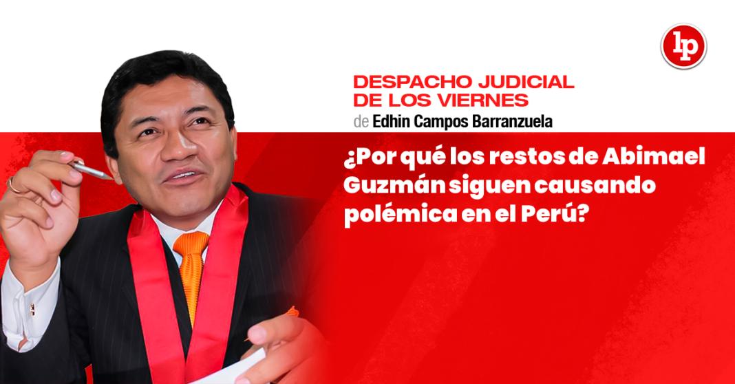 Edhin Campos despacho judicial - LPDerecho