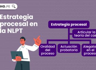 Estrategia procesal en la NLPT