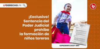 Expediente 21337-2017 on logo de LP