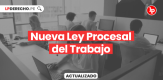 Nueva Ley Procesal del Trabajo (Ley 29497)