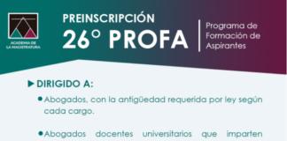 26°. Profa - LPDerecho