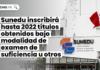 Sunedu inscribirá hasta 2022 títulos obtenidos bajo modalidad de examen de suficiencia u otros
