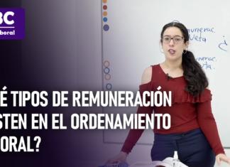 Tipos deremuneracion laboral - LPDerecho