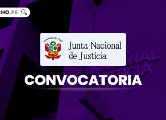Convocatoria-JNJ-Junta Nacional de Justicia-LP