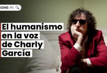 El humanismo en la voz de Charly García