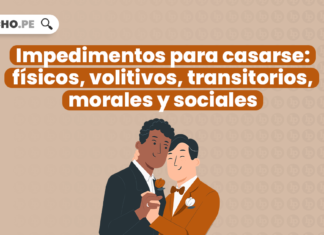 Impedimentos para casarse: físicos, volitivos, transitorios, morales y sociales