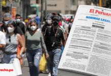 Region Lima concentracion actividades covid - LPDerecho