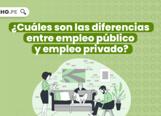 ¿Cuáles son las diferencias entre empleo público y empleo privado?