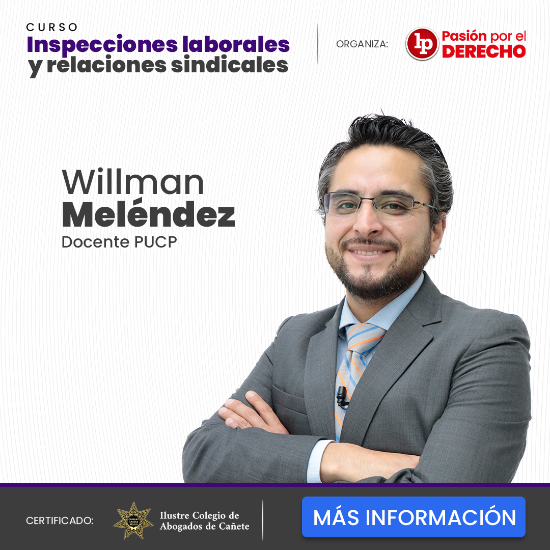 willman-melendez-LPDERECHO