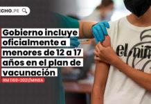 vacunacion-menores-LPDERECHO